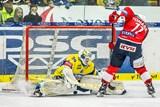 Pardubice prohrály ve Zlíně po nájezdech