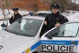 Policisté zachránili další lidský život