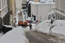 Lednová zima v Jablonci stála 11,6 milionů korun