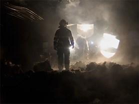 Požár na Vyškovsku způsobil škody přes milion