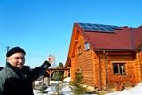 Farmář z Postřelmova testuje nový způsob ukládání energie ze slunce