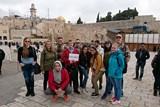 Studijní stáž žáků karlovarských středních škol v Izraeli