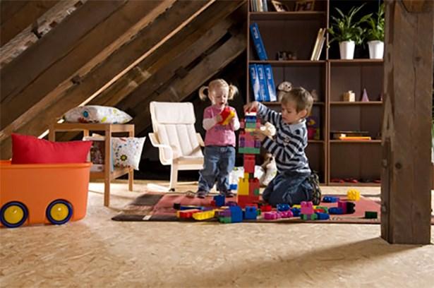 Popis: Dětský ráj na hraní.