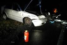 Tragická dopravní nehoda na Šumpersku