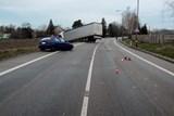 Ranní nehoda nedaleko Bohumína