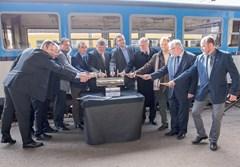 Začala rekonstrukce železniční trati z Berouna do Králova Dvora