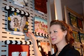 Zlín film festival představuje v Brně originální filmové klapky