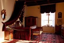 Nové expozice v zámku Lešná