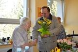Klientka Nemocnice Třinec oslavila sté narozeniny