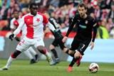 Slavia v Edenu porazila Plzeň