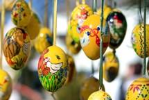Začíná pestrý zlínský Velikonoční jarmark
