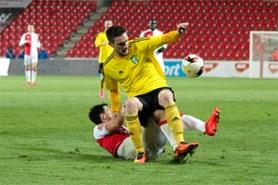 Slavia v poháru hladce přešla přes Karvinou