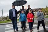 Přechod u nebezpečné křižovatky v Opavě-Zlatníkách má nové osvětlení