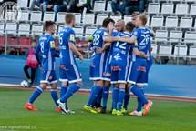 Olomouc opět za tři body, proti Varnsdorfu rozhodl Chorý