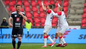 Sešívaní porazili Hradec 4:0