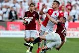 Slavia se Spartou remizovala