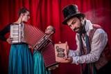 Cirkus o Muzejní noci u Domu Scheybalových