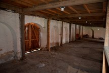 Národní zemědělské muzeum opraví zbrojnici na Ohradě
