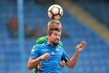 Podještědské derby vítěze nenašlo, Slovan ztratil výhru v nastaveném čase