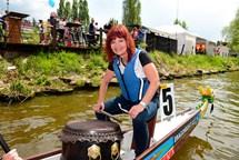 Pražský festival dračích lodí oslavil jubileum