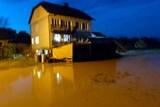 Přívalový déšť postihl Blanensko