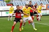 Dynamo v jihočeském derby remizovalo s Táborskem