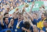 Ševci porazili Opavu a slaví zisk MOL Cupu