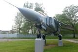 MiG 23 Tygr bude nadále vítat cestující i návštěvníky při vstupu letiště