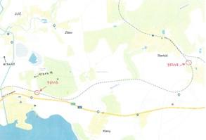 Uzavírka železničních přejezdů přivede objížďku do Skalice