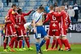 Postup do ligy pro Olomouc trefil hattrickem Chorý