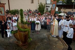 Otevíráním pramenů začne sezóna v Lázních Luhačovice
