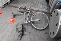 Tragická nehoda na benzince