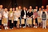 Na nejaktivnější seniory čekala odměna