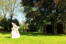 O víkendu se otevře zahrada Bratmannovy vily