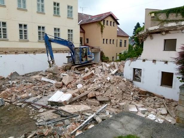 Nemovité kulturní památky Krnovska.