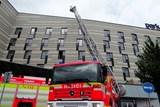 Evakuace čtyř desítek hostů a personálu v ostravském hotelu Park Inn