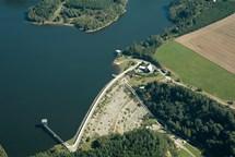 Povodí Moravy zahajuje rekonstrukci vodní nádrže Boskovice