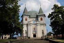 Zlínský kraj navrhuje Svatý Hostýn a Štípu za národní kulturní památky