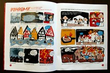 Historie Jihlavy jako komiks