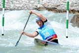 Singlkanoista Kaminský zazářil na mistrovství světa juniorů ve slalomu