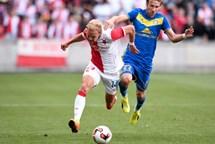 Slavia porazila doma Borisov