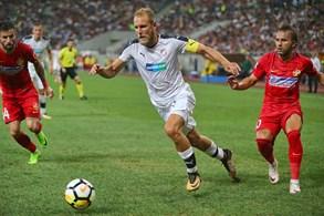 Plzeň dvakrát vedla, ale nakonec si z Bukurešti veze remízu