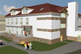 První komunitní dům pro seniory zahájí provoz v bývalém hotelu v Nepomuku