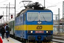Výluka na trati Zábřeh na Moravě – Šumperk