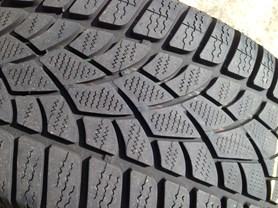 Jízda na zimních pneumatikách v letním období