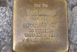 Kroměříž uctí památku posledního městského rabína a jeho rodiny kameny zmizelých