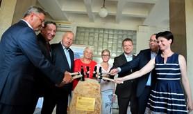 V teplické nemocnici zahájena výstavba nového pavilonu