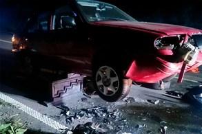 Vážná nehoda na Hodonínsku si vyžádala dvě zranění