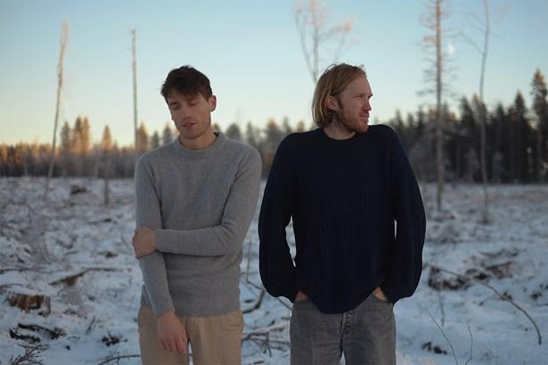 Popis: Duo Gidge - Jonatan Nilsson a Ludvig Stolterman.