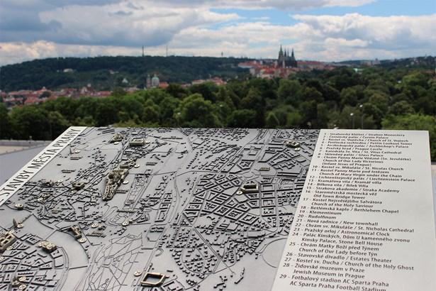Popis: NZM_Praha - střecha.